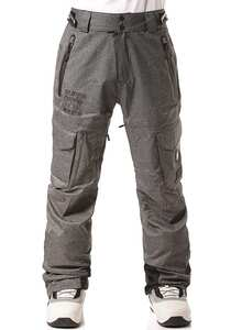 SUPERDRY Ultimate Snow - Skihose für Herren - Grau