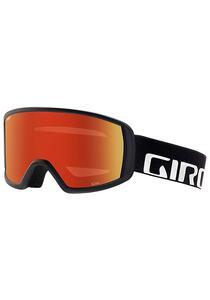 GIRO Scan Snowboardbrille - Schwarz