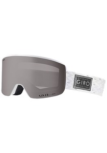 GIRO Ella - Snowboardbrille für Damen - Weiß
