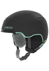 GIRO Terra MIPS - Snowboard Helm für Damen - Grau