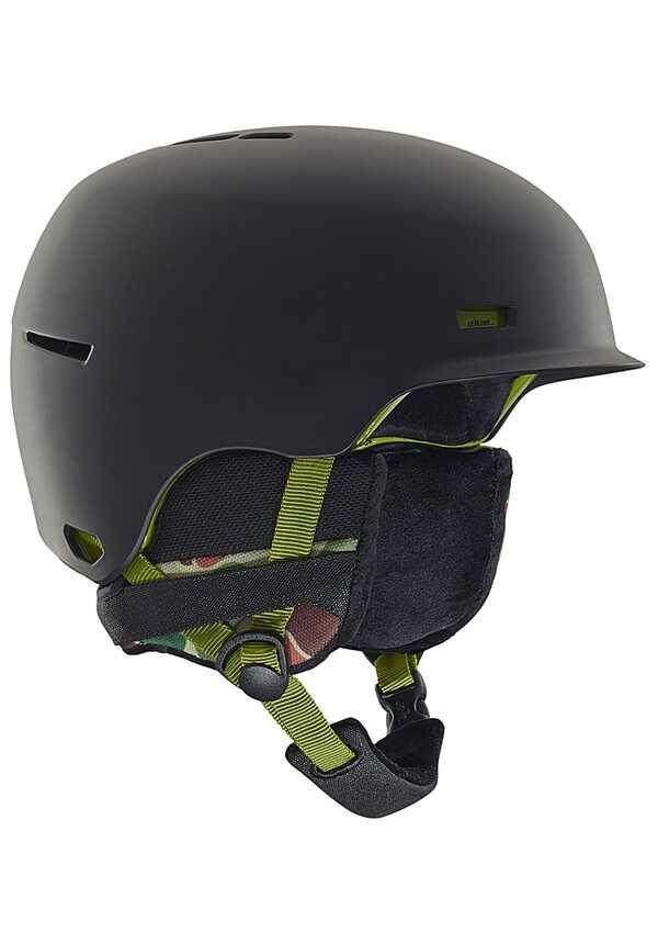 ANON Highwire - Snowboard Helm für Herren - Schwarz