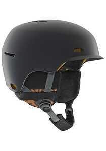 ANON Highwire - Snowboard Helm für Herren - Grau