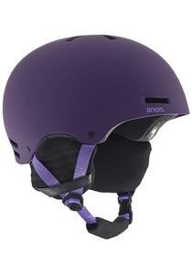 ANON Greta - Snowboard Helm für Damen - Lila