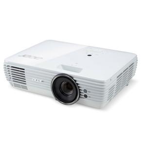 Acer M550BD 4K Beamer - UHD, HDR, 2.900 ANSI Lumen, Zwischenbildberechnung, 3D, Lens Shift, 1.6x Zoom