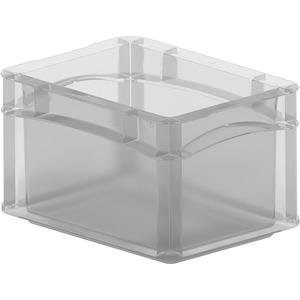 Eurobox B transparent 22l 20x15x12 cm