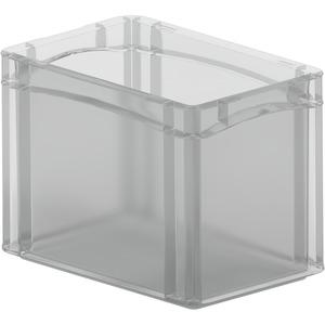 Eurobox B transparent 30x20x22 cm