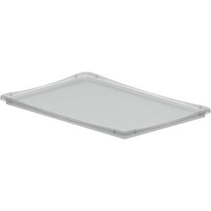 Euro Deckel transparent 60x40 cm