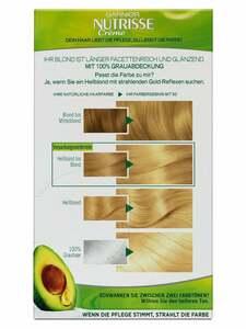 Garnier Nutrisse Creme dauerhafte Pflege-Haarfarbe 93 Hell-Goldblond