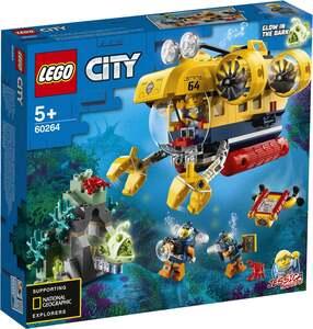 LEGO 60264 Meeresforschungs-U-Boot Bauset