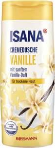 ISANA Cremedusche Vanille