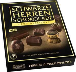 Sarotti Schwarze Herren Schokolade Pralinen