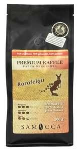 Samocca Premium Kaffee Papua-Neuguinea Korofeigu