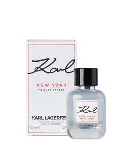 Karl Lagerfeld New York, Mercer Street EdT, 60ml