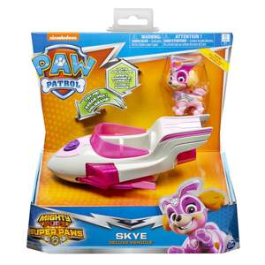 Spin Master Paw Patrol Mighty Pups Super Paws Basis Fahrzeuge Sortiment