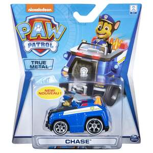 Spin Master Paw Patrol - True Metal Fahrzeuge / Core & Mighty Super Paws Mix
