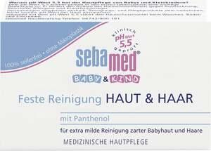 sebamed Baby & Kind Feste Reinigung Haut & Haar
