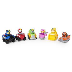 Spin Master PAW Patrol Rescue Racers