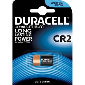 Duracell Ultra CR2 Lithium Batterie