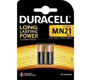 Duracell Batterien MN21