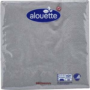 alouette Uniserviette granite grey