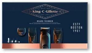 King C. Gillette Barttrimmer