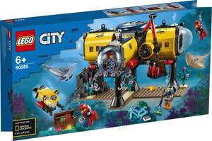 LEGO 60265 Meeresforschungsbasis Bauset