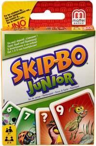 Mattel Skip-Bo Junior Kartenspiel