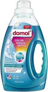 domol Colorwaschmittel Blue Waterfall 20 WL