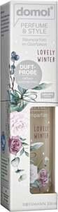 domol Perfume & Style Raumparfüm im Glasflakon Lovely Winter