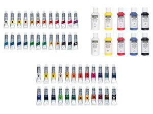 CRELANDO® Acrylfarben/ Ölfarben/ Aquarellfarben
