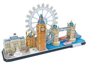 Revell 3D Puzzle »London Skyline«, 107 Einzelteile, ab 10 Jahren