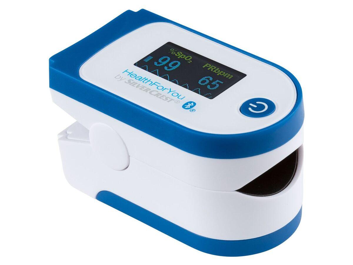 Bild 1 von SILVERCREST® Pulsoximeter »SPO 55«, mit App