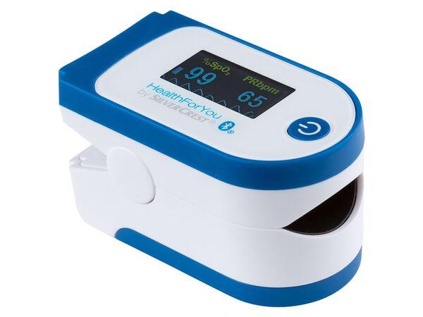 SILVERCREST® Pulsoximeter »SPO 55«, mit App