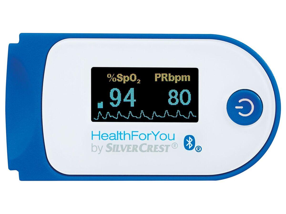 Bild 3 von SILVERCREST® Pulsoximeter »SPO 55«, mit App