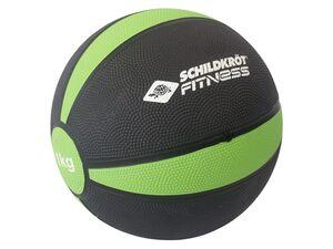 Schildkröt Fitness Medizinball 1 kg aus Gummi