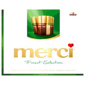 merci Finest Selection Mandel-Knusper-Vielfalt 250g