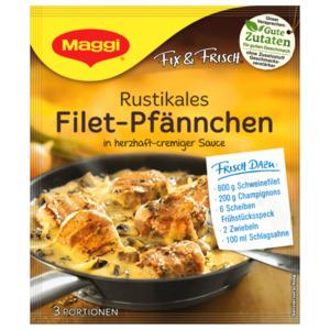 Maggi Fix für Rustikales Filet-Pfännchen 33g
