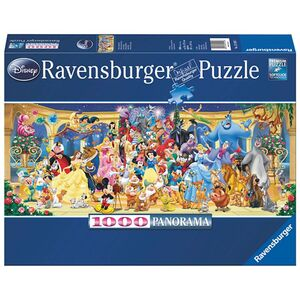 Ravensburger 1000 Teile Puzzle Gruppenfoto Disney