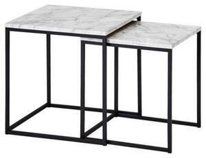 Satztisch in Schwarz/Weiß ´WL5.983´