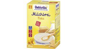 Bebivita Milchbrei Keks ab dem 6. Monat