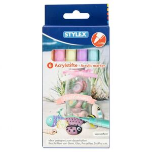 Acrylstifte - Pastell Dreams - 6er Set