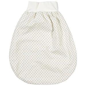 My Baby Lou Strampelsack , Strampelsack Diego , Weiß, Taupe , Textil , 50 cm , 009032005103