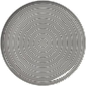 Novel Speiseteller keramik porzellan , Sylt , Grau , glänzend , hitzebeständig , 007792001601