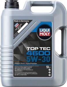 Liqui Moly Motoröl Top Tec 4600 SAE 5W-30 ,  5 l