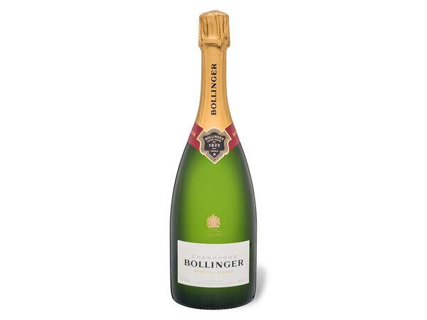 Bollinger Special Cuvée brut, Champagner