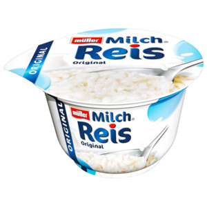 Müller Milch Reis Natur