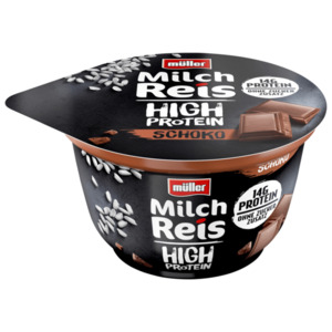 Müller Milch Reis High Protein
