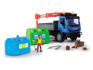DICKIE Spielset »Playlife - Recycling Container Set«