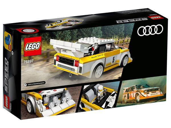 LEGO® Speed Champions 76897 »1985 Audi Sport quattro S1«