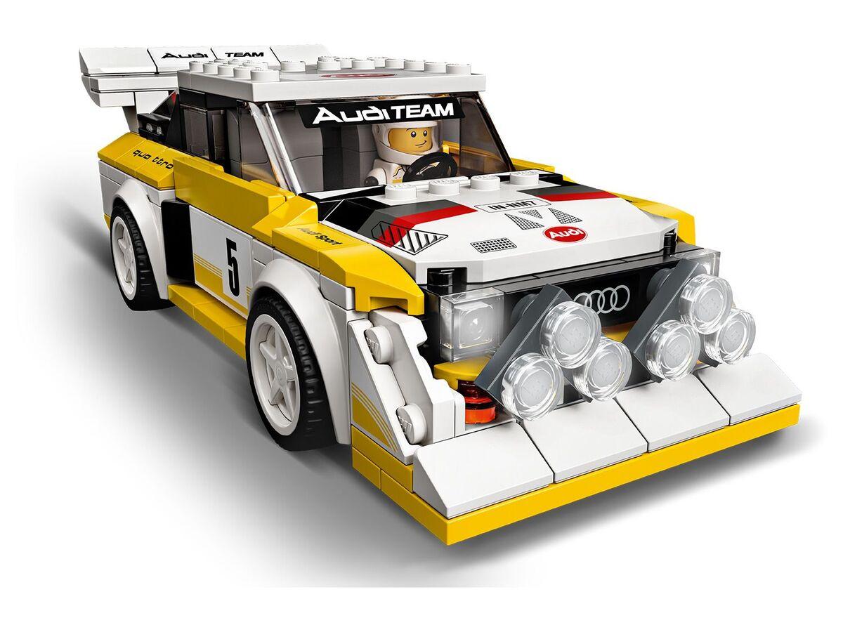 Bild 2 von LEGO® Speed Champions 76897 »1985 Audi Sport quattro S1«